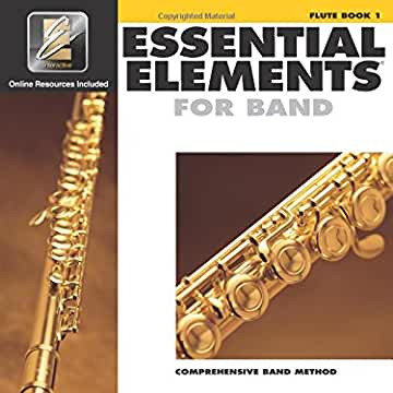 Essential Elements for Band - Book 1 - Flute