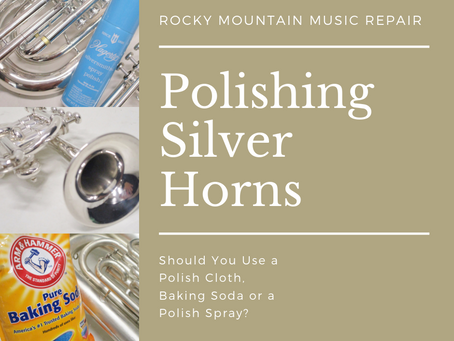 What to Use When Polishing a Silver Instrument