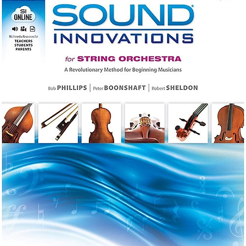 Sound Innovations for Strings - Book 1