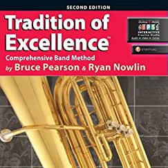 Tradition of Excellence - Book 1 - Tuba