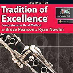Tradition of Excellence - Book 1 - Clarinet