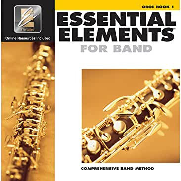 Essential Elements for Band - Book 1 - Oboe