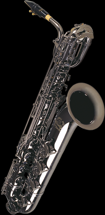 Cannonball Bari Sax - Black Nickel Finish