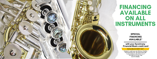 Financing Available on All Instruments.p