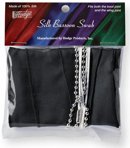 Hodge Silk Swab - Bassoon