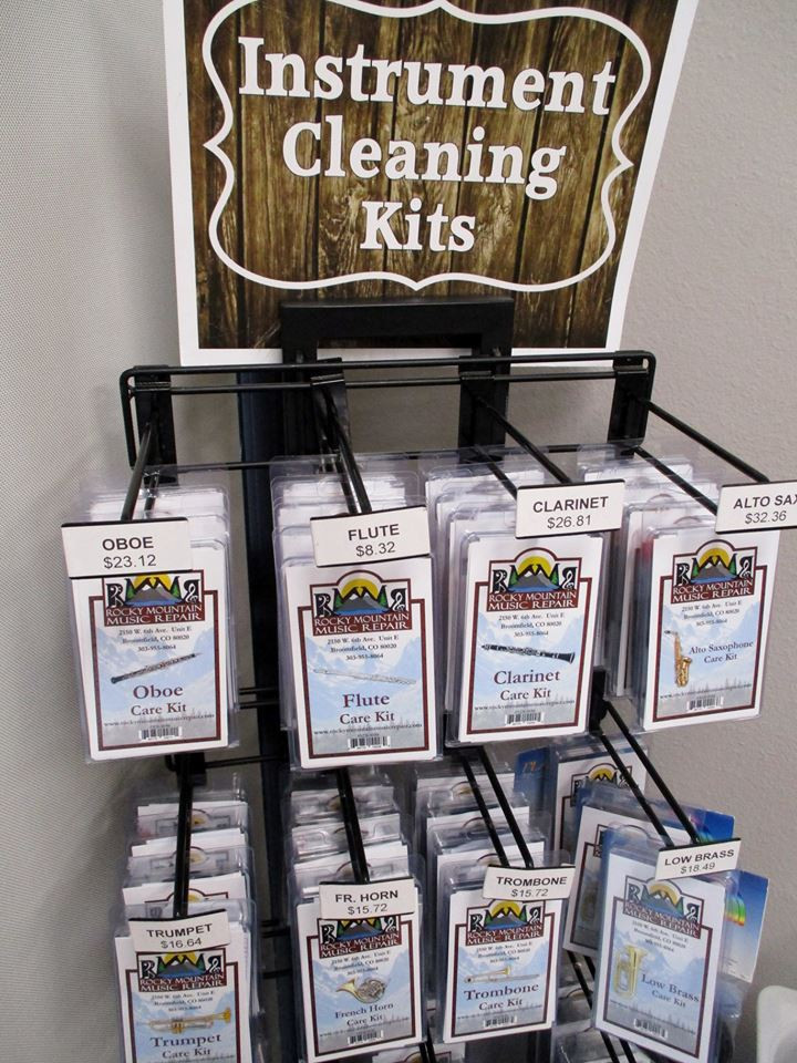Instrument Cleaning Kits