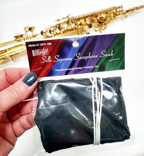 Hodge Silk Swab - Soprano Sax