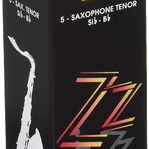 Vandoren 'ZZ' Reeds - Tenor Sax - Box of 5