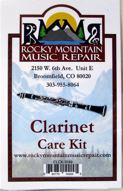 Care Kit - Clarinet