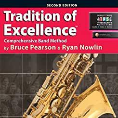 Tradition of Excellence - Book 1 - Alto Sax