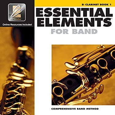 Essential Elements for Band - Book 1 - Clarinet