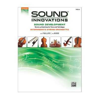 Sound Innovations for Strings - Sound Development