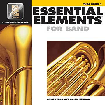Essential Elements for Band - Book 1 - Tuba