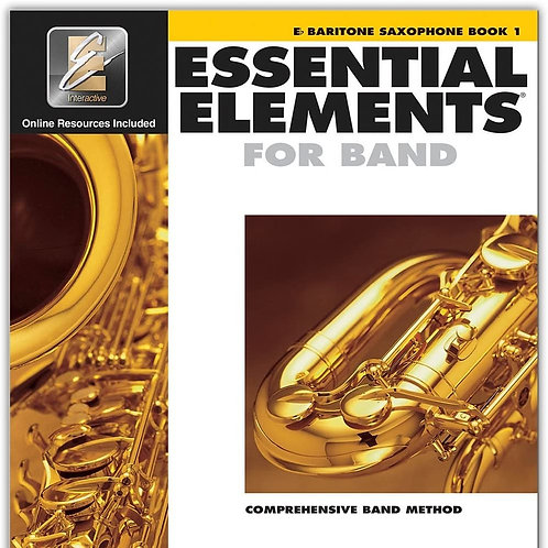 Essential Elements for Band - Book 1 - Bari. Sax