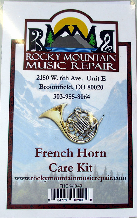 Care Kit -French Horn