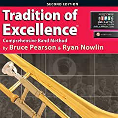 Tradition of Excellence - Book 1 - Trombone