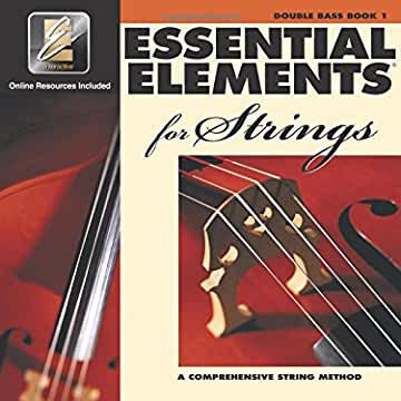 Essential Elements for Strings - Book 1 - String Bass