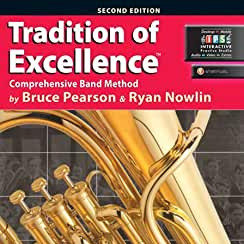 Tradition of Excellence - Book 1 - Baritone