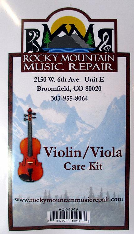 Care Kit - Violin/Viola