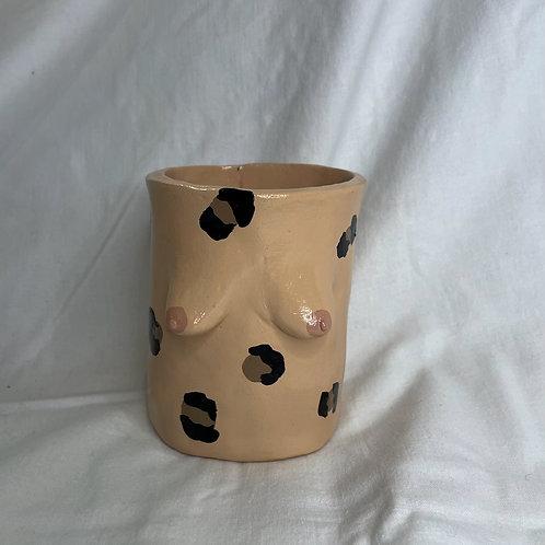 Boob pot