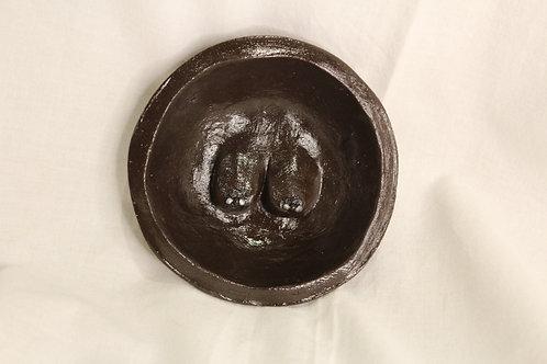 boob ash tray/dish