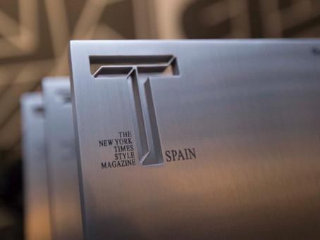 Los primeros premios de diseño de la revista T, del New York Times, en Madrid
