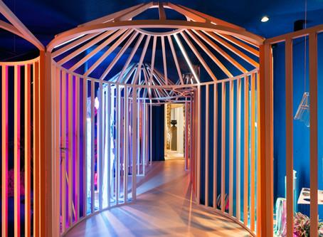 'AWOMAWO' un mundo de experiencias en CasaDecor de la mano de Simon y elii Arquitectura