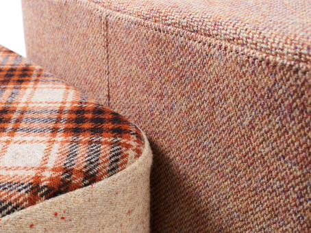 "Nueva cápsula collection ""Harris Tweed + Aia by Ondarreta"""