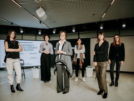 La creatividad y el liderazgo empresarial de la mujer