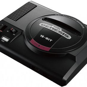 Sega Genesis Mini: A retro console that's a throwback to the 1990s