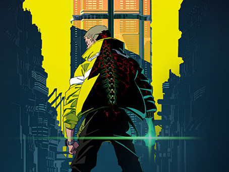 Cyberpunk: Edgerunners Anime from Studio Trigger Comes to Netflix in 2022