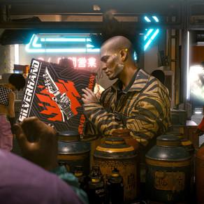 CD Projekt Red Releases a Third Cyberpunk 2077 SAMURAI Track