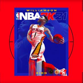 NBA 2K21 Cover Art for Next-Gen Platforms to Feature Zion Williamson