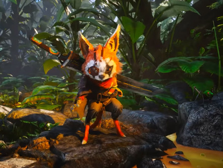 Get a Good Look at Biomutant's Crazy Character Creation