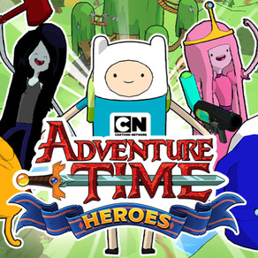 """""""Adventure Time Heroes"""" is Now Available in SEA on Google Play &  Apple App Store!"""