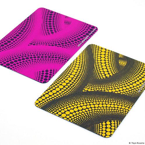 [ Yayoi Kusama Product ] Yayoi Kusama Dots Obsession Mouse Pad