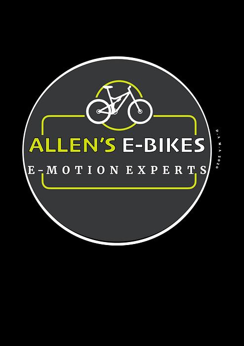 Allens E Bikes logo