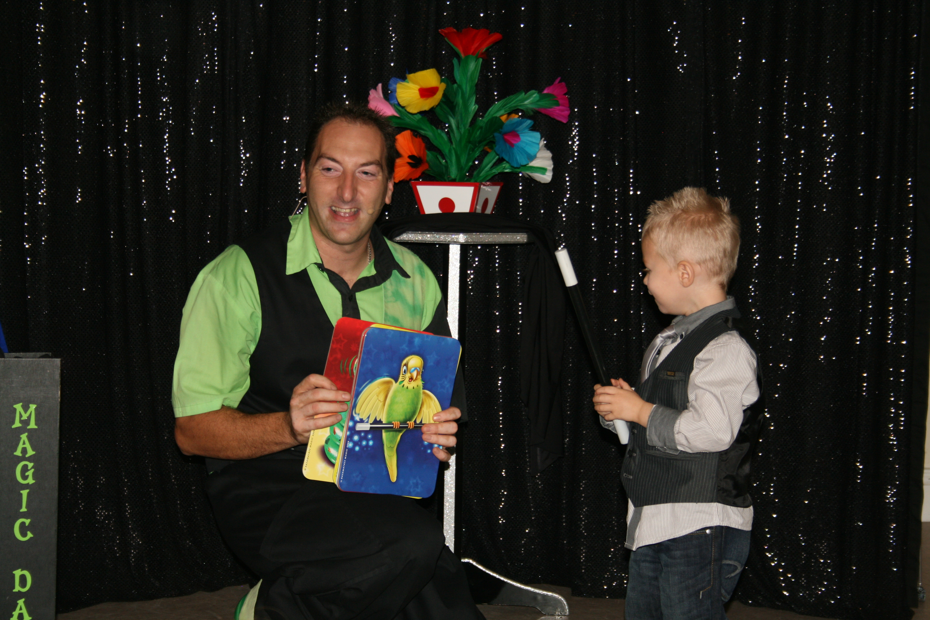 Magic Fun for all Ages