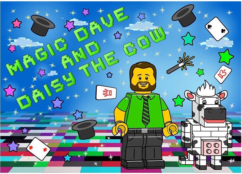 Magic Dave Magician
