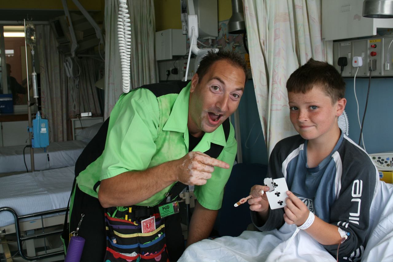 Hospital Magic Shows