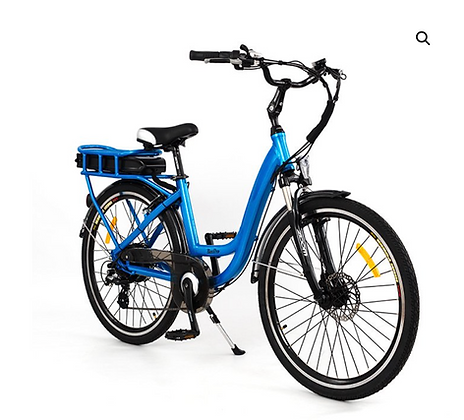 CHIC SMALL FRAME E-BIKE BY RooDog