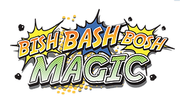 Bish Bash Bosh Magic Magic Dave