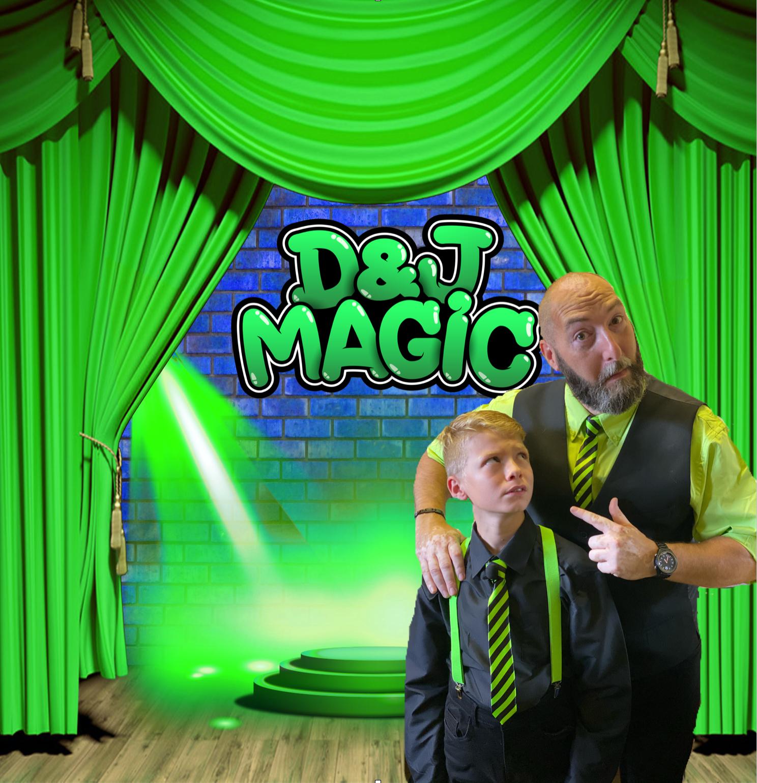 D&JMagic Poster