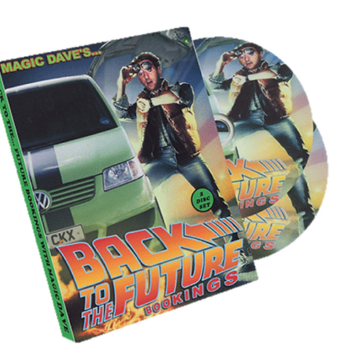 Back To The Future Bookings with Magic Dave