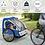 Thumbnail: 2-Seat Child Bike Trailer