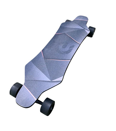 Pure Power Electric Skateboard With Remote Controller