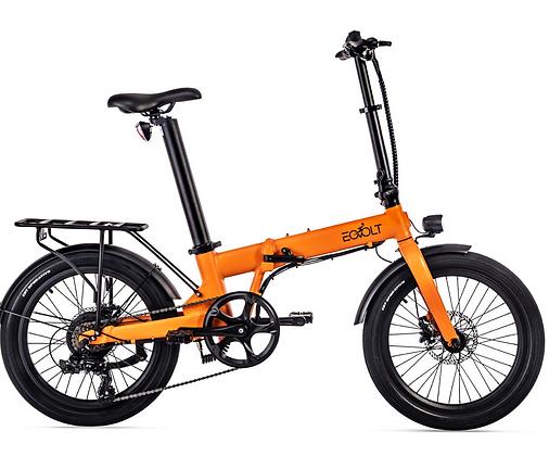 "EOVOLT CONFORT 20"" Folding E-Bike"