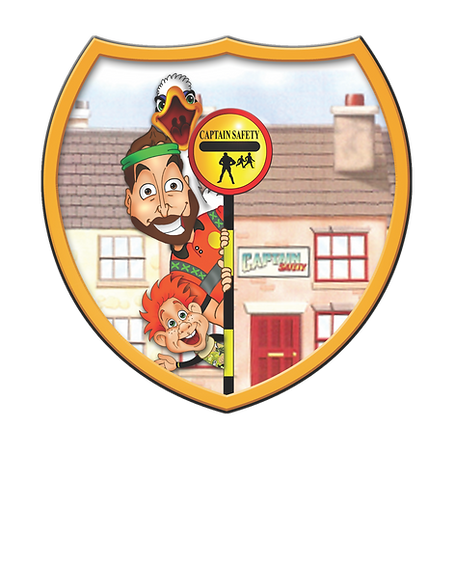 Captain Safety School Green Cross Code Show
