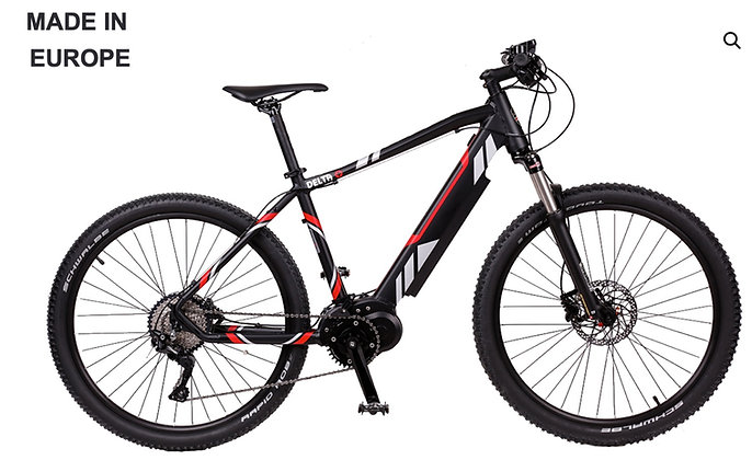 BATRIBIKE DELTA Plus with 280 Wh Battery