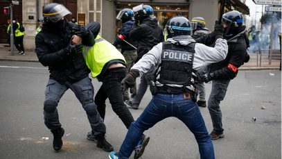 WHAT THE HELL IS HAPPENING IN FRANCE?